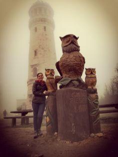 Wieża widokowa na Wielkiej Sowie
